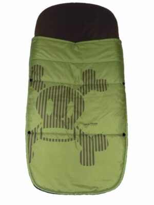 Bugaboo® voetenzak - paul frank - skurvy