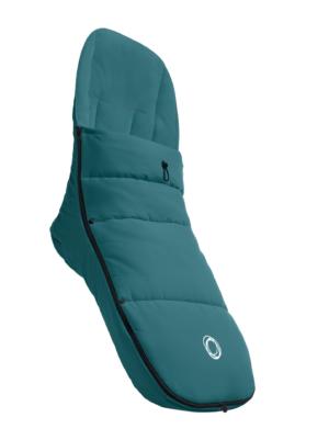 Bugaboo® voetenzak – petrol blue