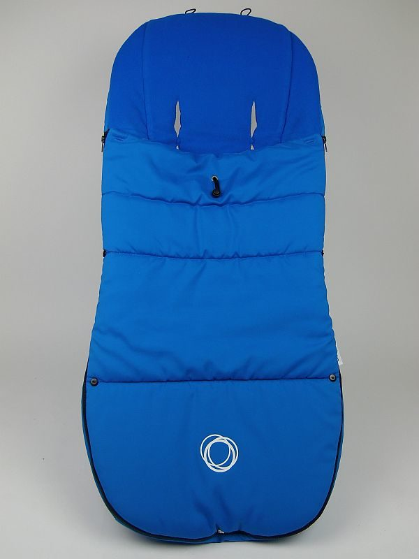 Bugaboo® Voetenzak Koord - Blue