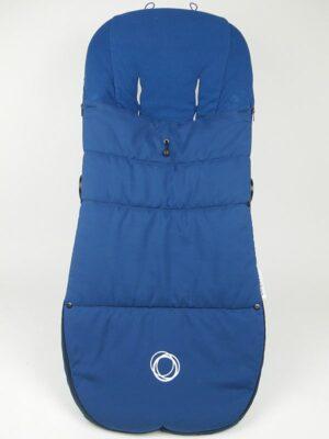 Bugaboo® Voetenzak Koord - Donkerblauw