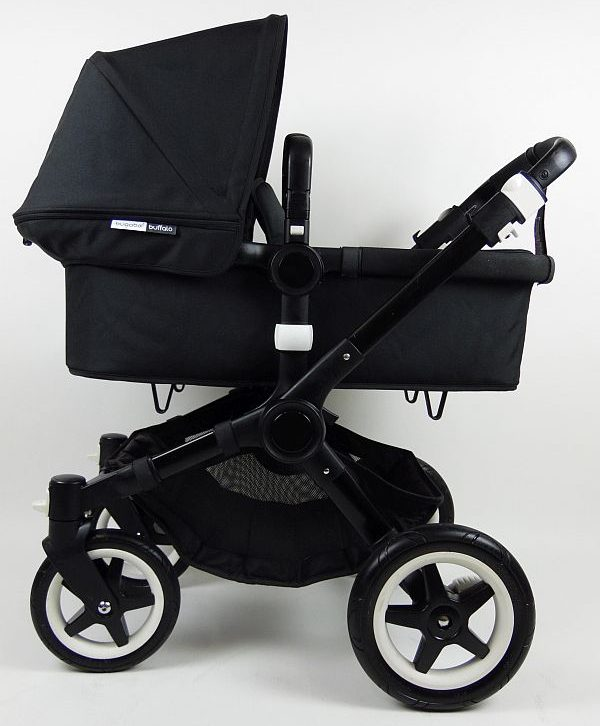Bugaboo® Buffalo Kinderwagen - All Black