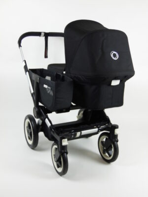 Bugaboo® Donkey Mono Kinderwagen - Zwart