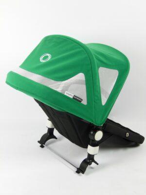 Bugaboo® cameleon breezy zonnekap - groen