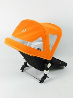 Bugaboo® cameleon breezy zonnekap - oranje