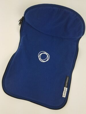 Bugaboo® Cameleon Wiegdekje - Donkerblauw Fleece