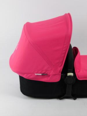 Bugaboo® donkey 1 zonnekap - pink