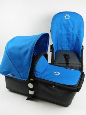 Bugaboo® cameleon aanvullende bekledingset - blue