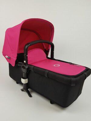 Bugaboo® Buffalo Aanvullende Bekledingset - Pink Canvas