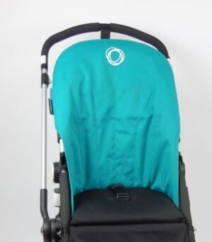 Bugaboo® Cameleon Seat Liner - Ocean Canvas