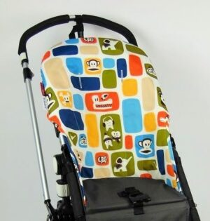 Bugaboo® Cameleon Seat Liner - Color Blocks Canvas