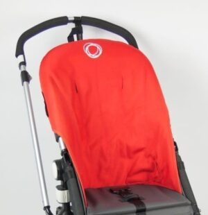 Bugaboo® Cameleon Seat Liner - Rood Canvas