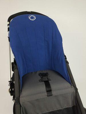 Bugaboo® Cameleon Seat Liner - Donkerblauw Fleece