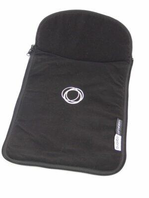 Bugaboo® Cameleon Wiegdekje - Zwart Fleece