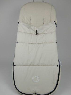 Bugaboo® voetenzak koord - off white
