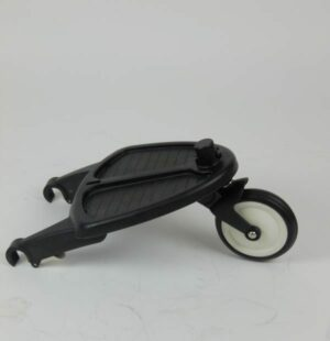 Bugaboo® meerijdplankje model 2009 - wit wiel