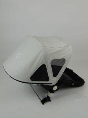Bugaboo® cameleon 3 breezy zonnekap - arctic grey