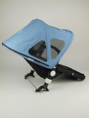 Bugaboo® Cameleon3 Breezy Zonnekap - IJsblauw