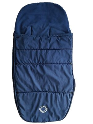 Bugaboo® voetenzak - donkerblauw