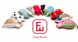 Ontdek nu de Fabs World knuffelmuizen voor een scherpe aanbieding bij Aktie-Shop