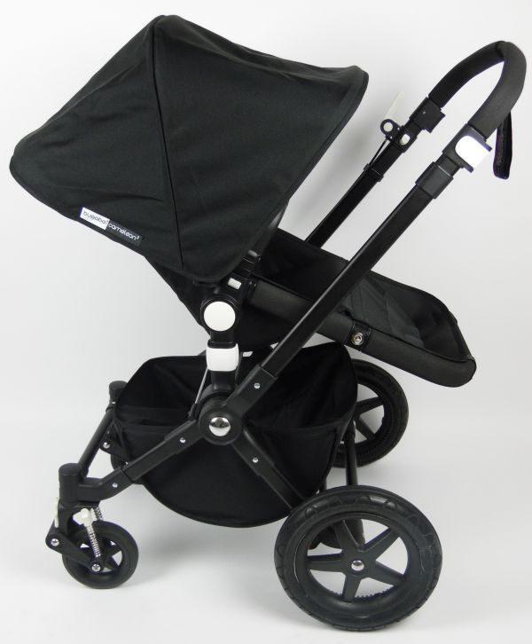 Bugaboo® Cameleon3 Kinderwagen - All Black