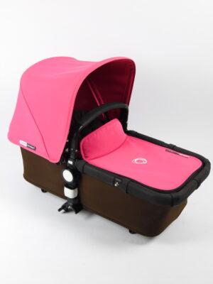 Bugaboo® cameleon 3 aanvullende bekledingset - pink