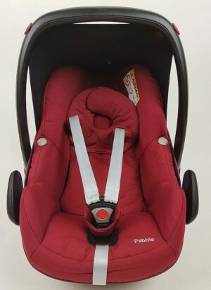 Maxi-Cosi Pebble Autostoel - Robin Red