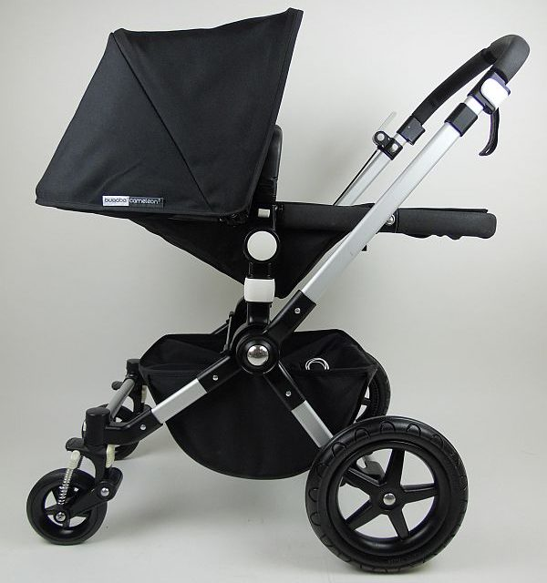 Bugaboo® Cameleon3 Kinderwagen - Zwart