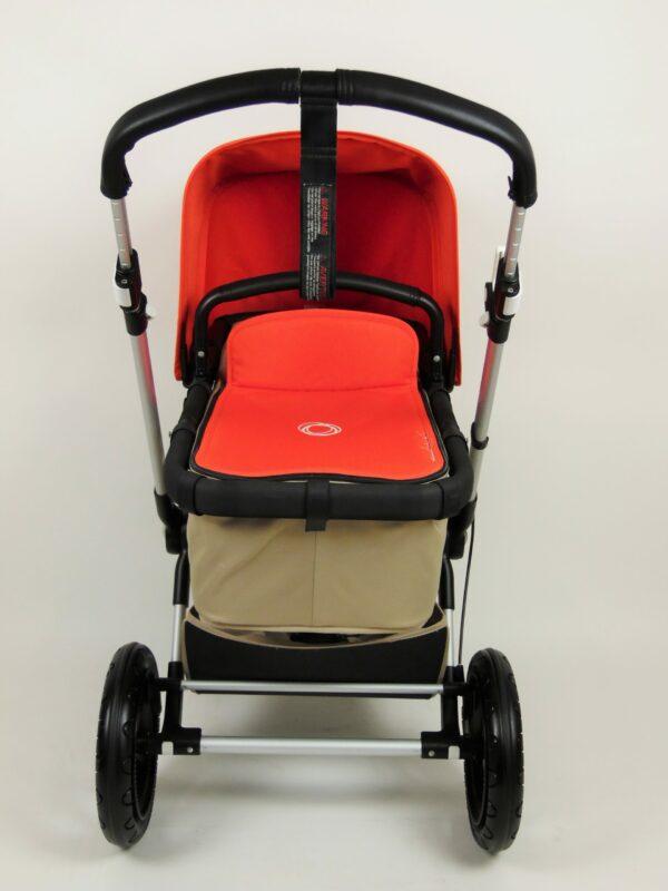 Bugaboo® cameleon 3 kinderwagen - zand - oranje
