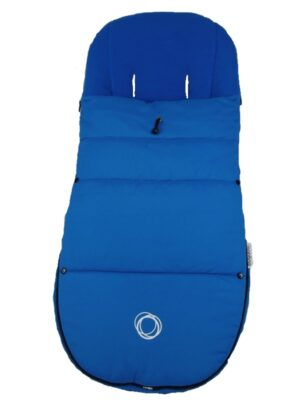 Bugaboo® Voetenzak Koord - Koningsblauw
