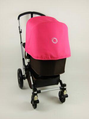 Bugaboo® Cameleon 3 Kinderwagen - Donkerbruin - Pink