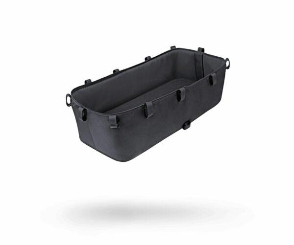 Bugaboo® cameleon 3 wiegbekleding - dark grey
