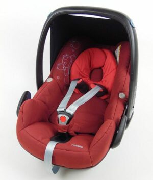 Maxi-Cosi Pebble Autostoel - Ruby Red