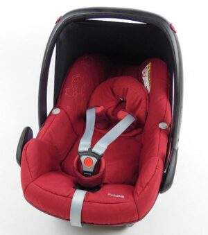 Maxi-Cosi Pebble Autostoel - Raspberry Red