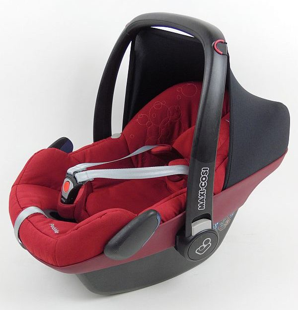 Maxi-Cosi Pebble Autostoel - Raspberry Red