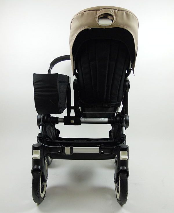 Bugaboo® Donkey Mono Kinderwagen - Zwart/Zand