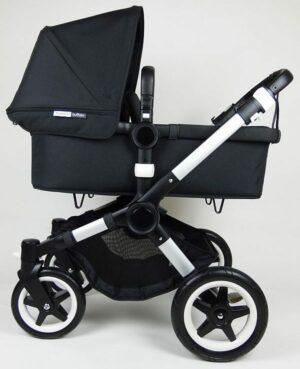Bugaboo® Buffalo Kinderwagen - Zwart - Zwart