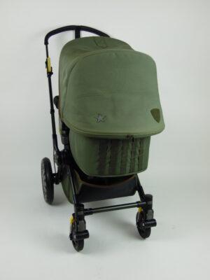 Bugaboo® cameleon 3 kinderwagen - diesel military