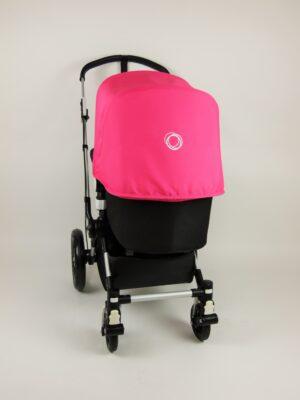 Bugaboo® cameleon 3 kinderwagen - zwart - pink