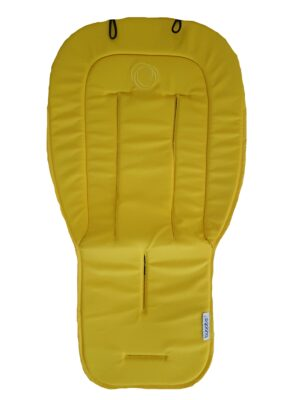 Bugaboo® seat liner - bright yellow