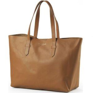 Elodie Details Luiertas - Chestnut Leather