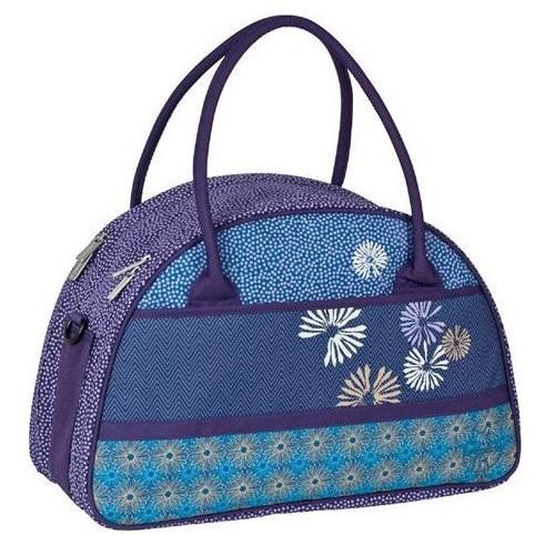Lässig Verzorgingstas Shoulder Bag - Dark Purple