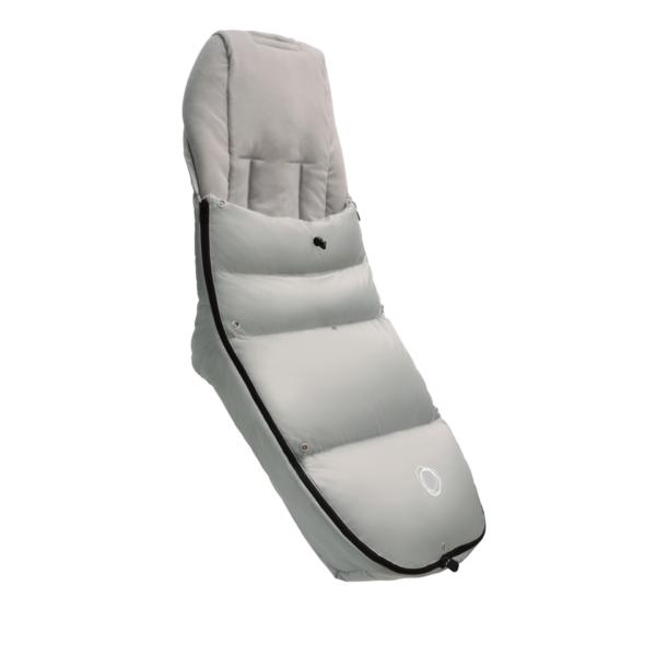 Bugaboo® high performance voetenzak - arctic grey