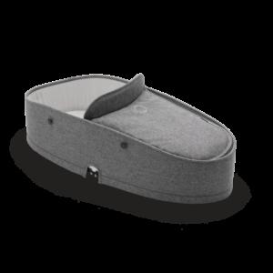 Bugaboo® bee 5 wiegbekleding - classic grey melange