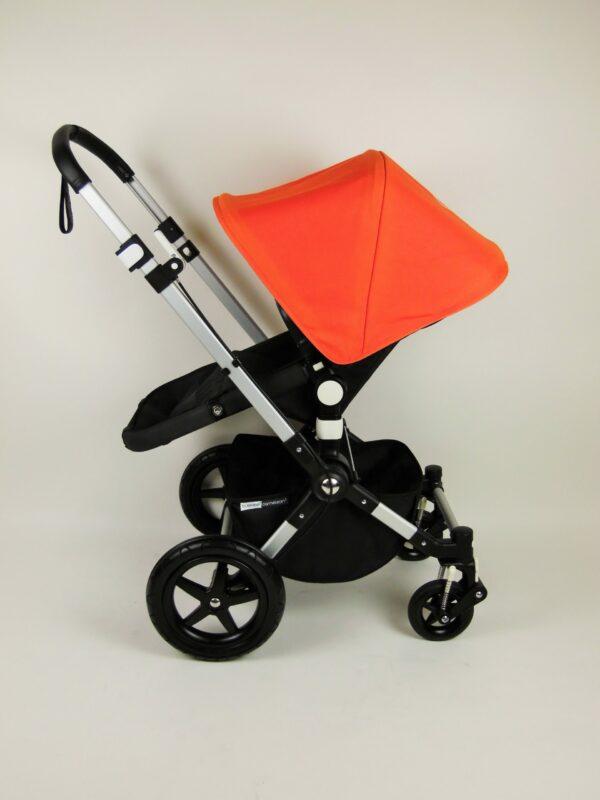 Bugaboo® Cameleon 3 Kinderwagen - Zwart - Oranje