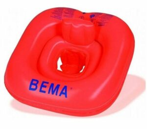 Bema Baby Float 72 x 70 cm 0-1 jaar Zwemring - Oranje