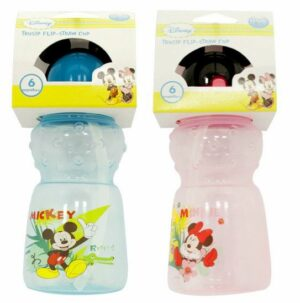 Disney Drinkfles Minnie/Mickey Mouse - 6 Maanden+