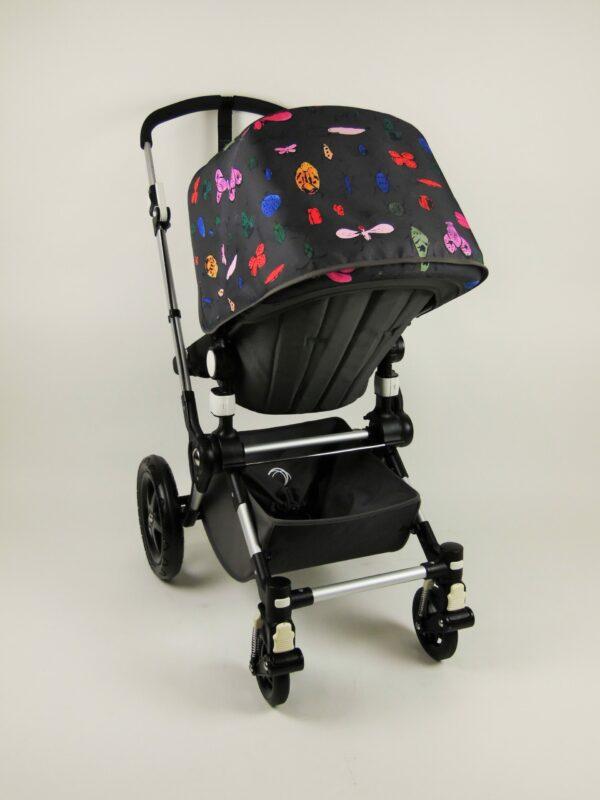 Bugaboo® Cameleon 3 Kinderwagen - Andy Warhol Happy Bugs