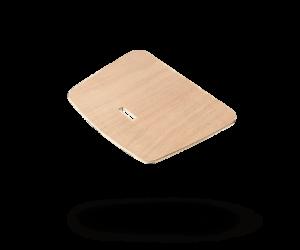Bugaboo® donkey houten plank voor zitvlak - naturel