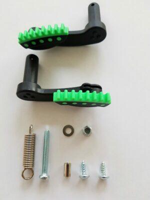 Bugaboo® cameleon vervangende remschoen set