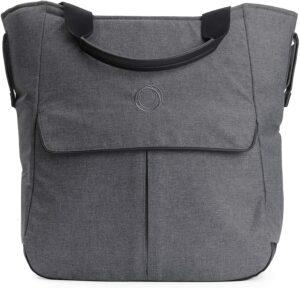 Bugaboo® XL tas - gemêleerd grijs